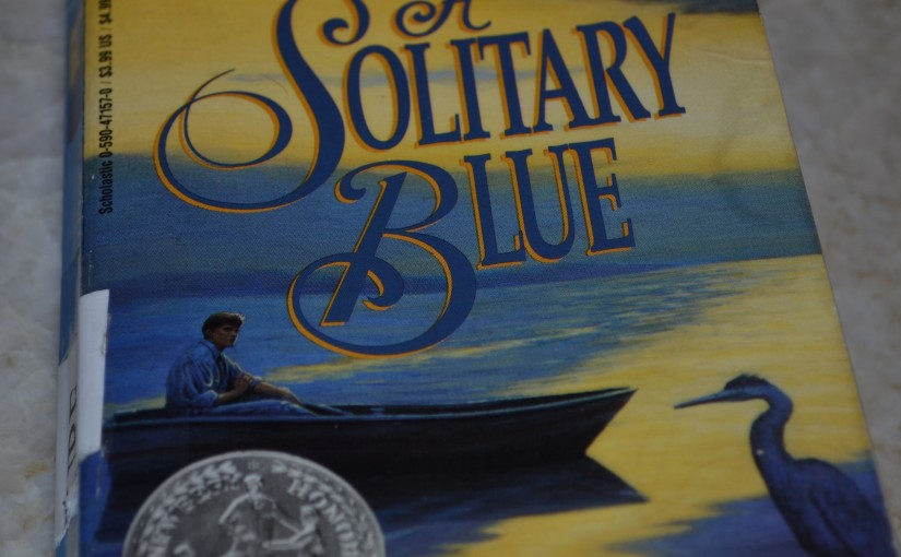 Book #3: A Solitary Blue
