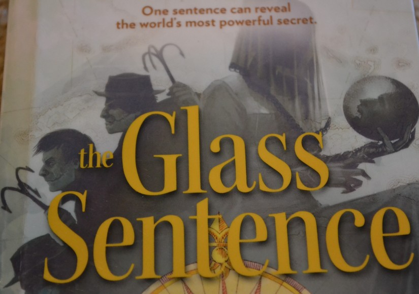 Book #4: The Glass Sentence