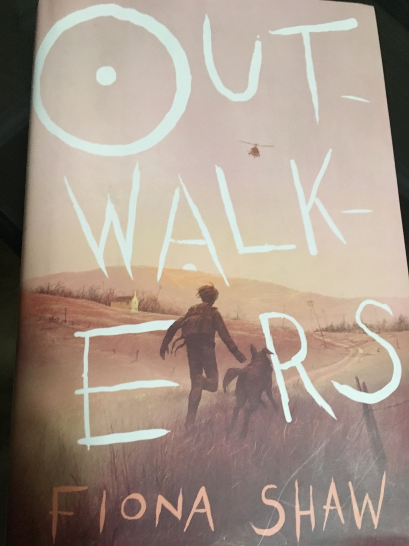 April Reads: Outwalkers